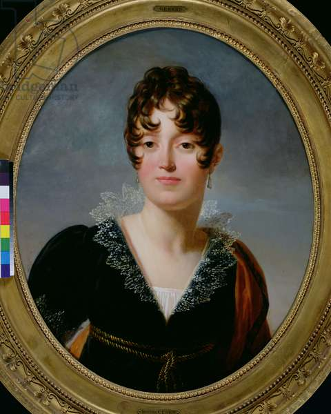 Portrait of Desiree Clary (1781-1860) Princess Royal of Sweden, c.1810 (oil on canvas)