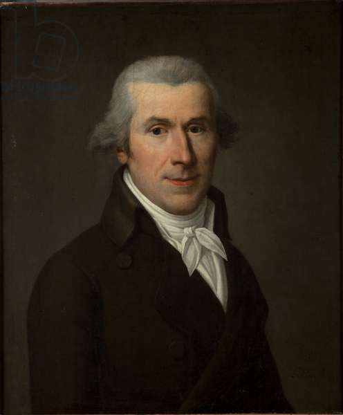 Portrait of a Man, c.1799-1800 (oil on canvas)