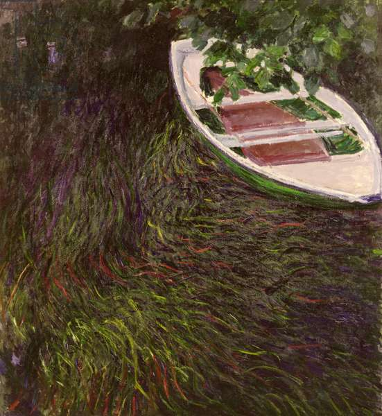 The Rowing Boat, c.1889-1890 (oil on canvas)