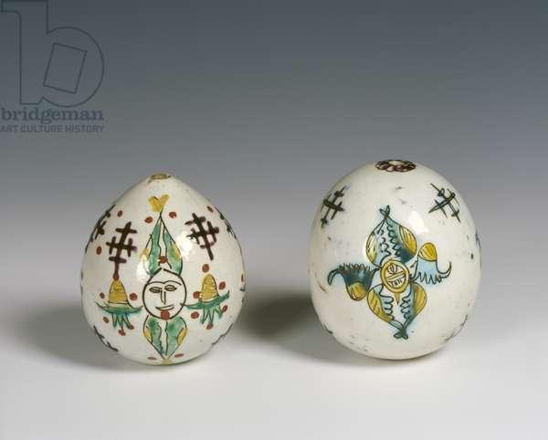 Kutahya hanging globes (ceramic)