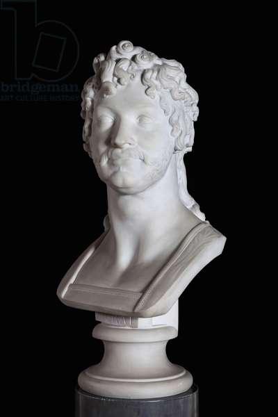 Bust of Joachim Murat (marble)