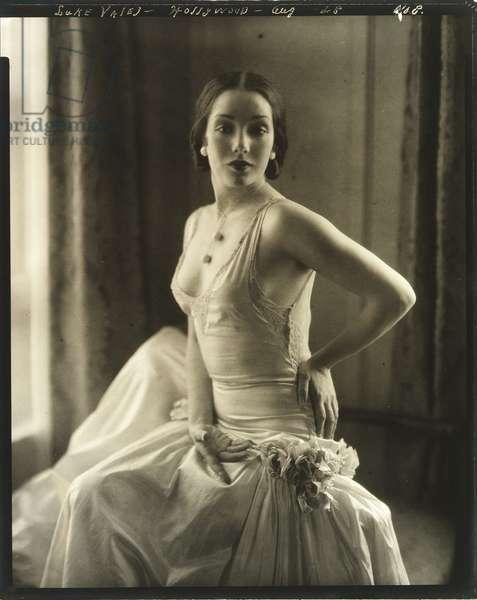 Lupe Velez, Hollywood, 1928 (b/w photo)