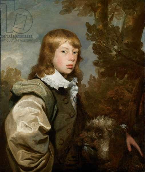 Portrait of James Ward, 1779 (oil on canvas)
