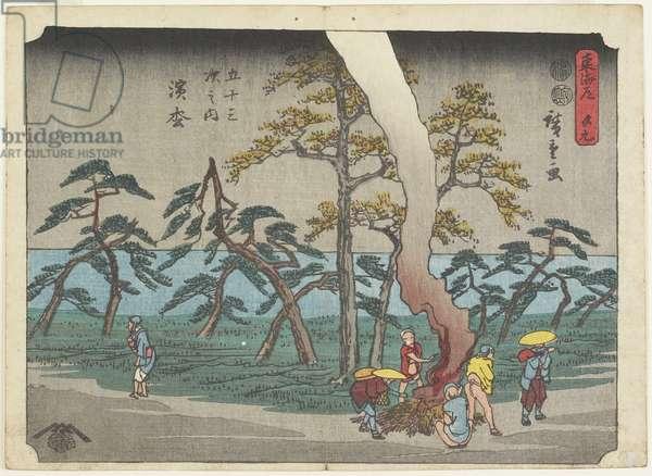 No.19 Hamamatsu, 1847-1852
