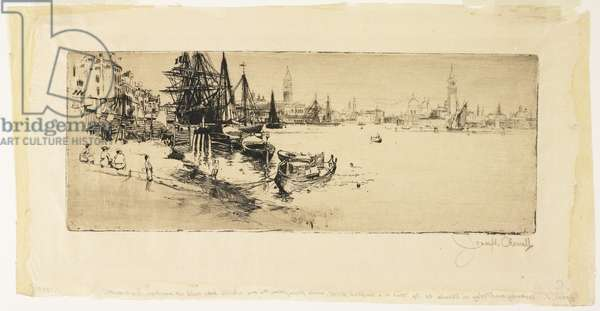 Yesterday and Today in Venice, 1883