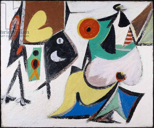 Composition, 1936-39 (oil on canvas)