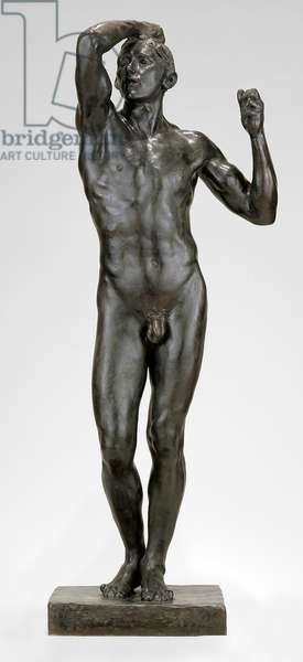 The Age of Bronze, 1876-77 (bronze)