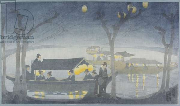 On the River, 1912