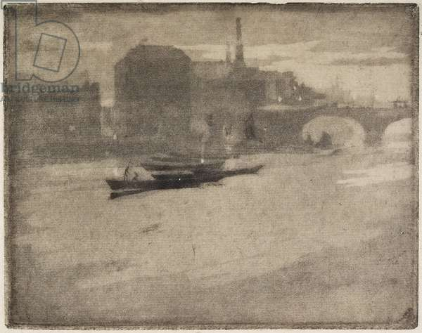 The Thames, 1894