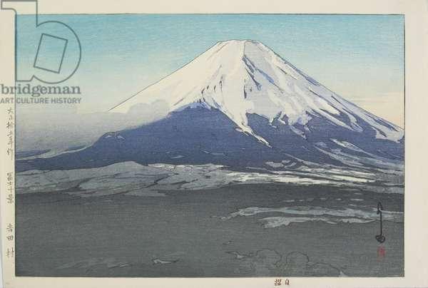 Yoshida Viillage, 1926