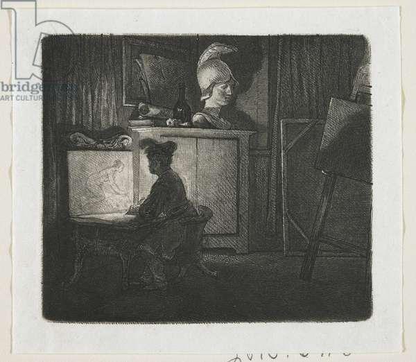 The Draftsman, 1774-1789