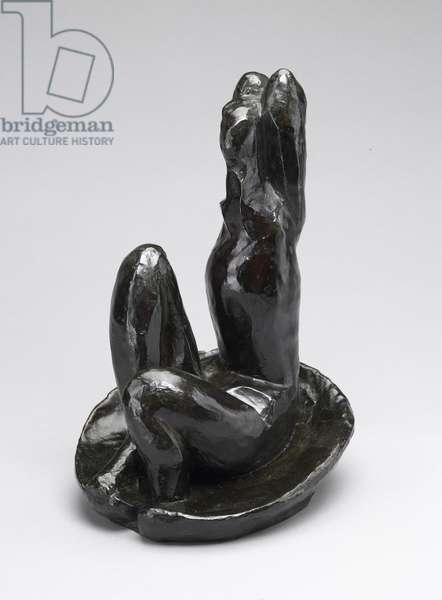 Venus in a Shell I, 1930 (bronze)