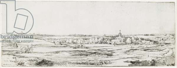 The Goldweigher's Field, 1651