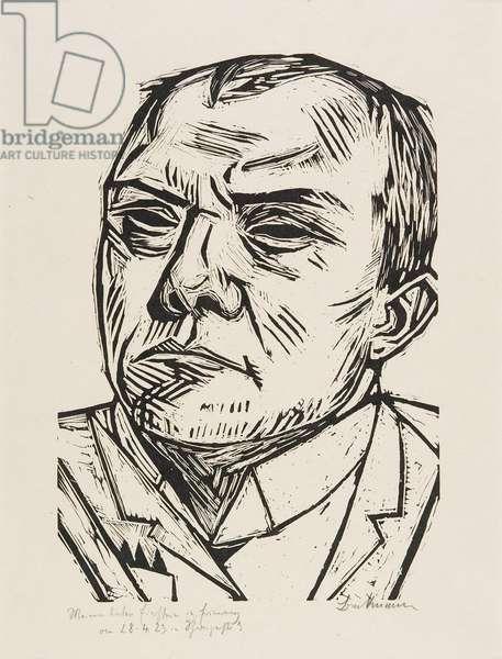 Self-Portrait, 1922