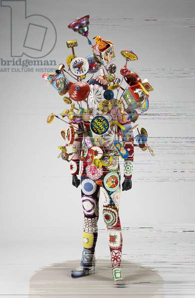 Soundsuit, 2010 (mixed media)
