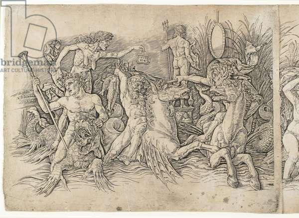 Battle of the Sea Gods, 1470s