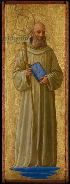 Saint Romuald, c.1440 (tempera on panel)