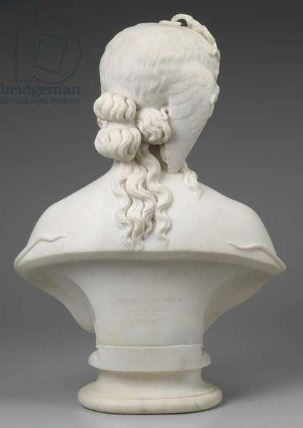 Medusa, c.1854 (marble)