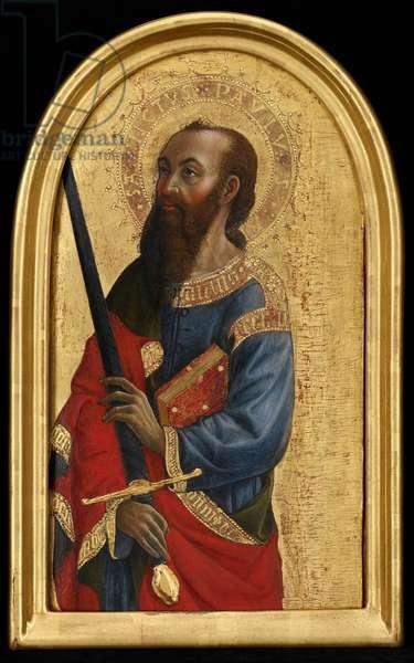 Saint Paul, c.1450-60 (tempera on panel)
