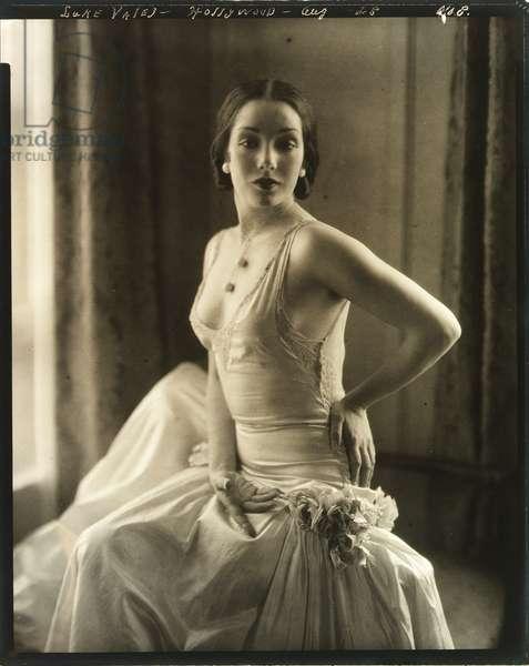 Lupe Velez, Hollywood, 1928 (gelatin silver print)