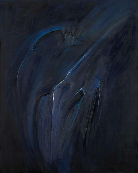 Jumna, 1979 (oil on canvas)