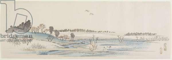 """""""Sunset Hill"""", 1837-1844"""