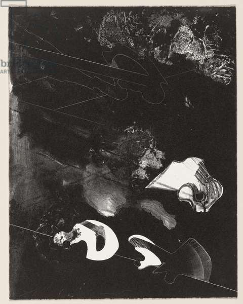 Untitled, 1975 (litho)