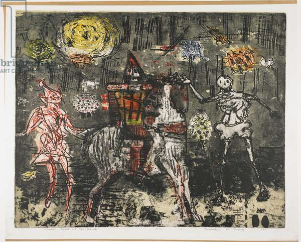 Knight, Death, and the Devil, 1961