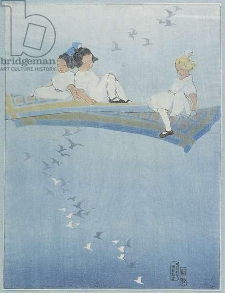 Magic Carpet, 1912