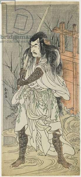 Ichikawa Danju_ro_ V, 1785-1792