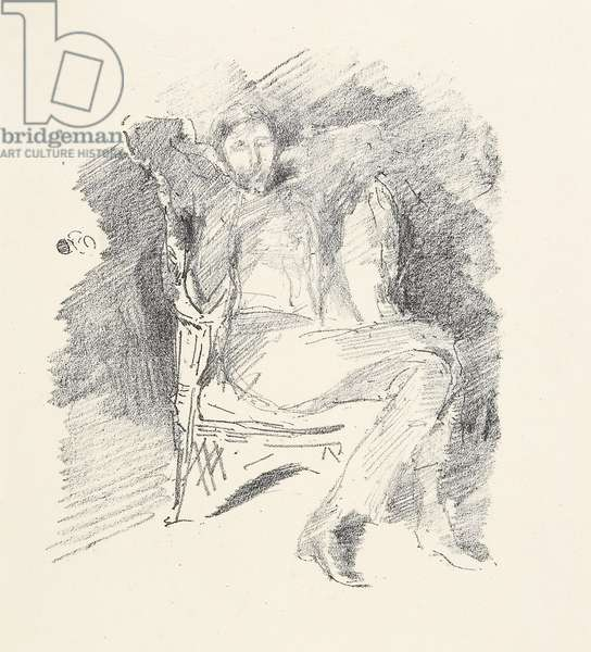 Firelight -Joseph Pennell, No. 1, 1896