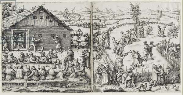 The Festival, after 1520