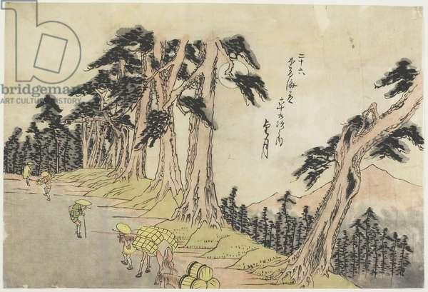 No.26 Mochizuki, 1830-1844
