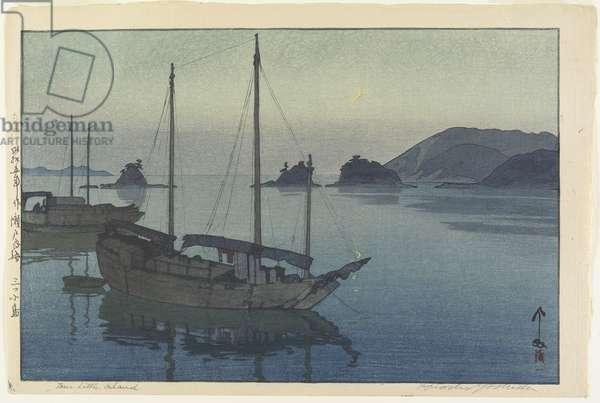 Three Little Islands, 1930