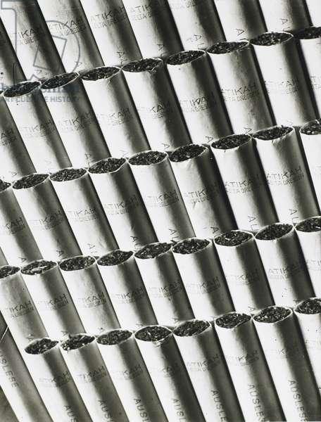 Atikah Cigarettes, 1930-31 (gelatin silver print)