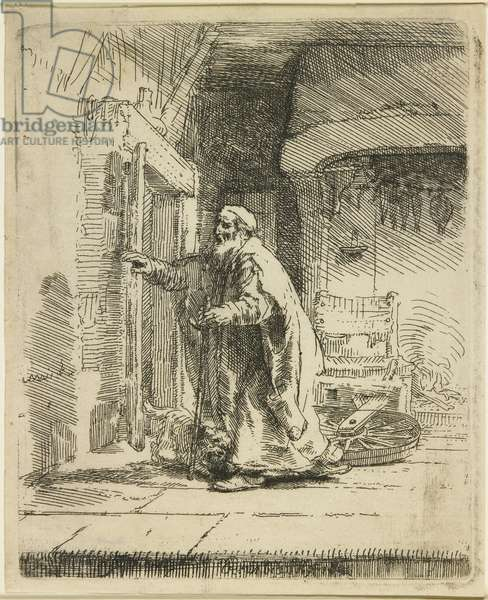 The Blindness of Tobit, 1651