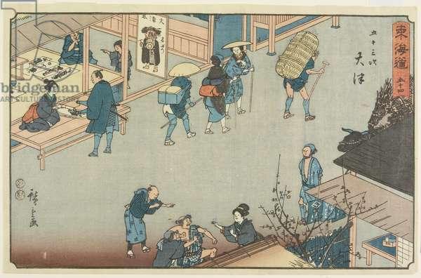 No.54 O_tsu, 1847-1852