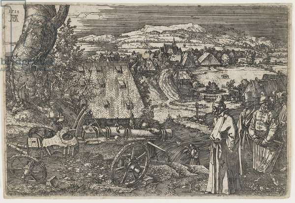 The Cannon, 1518