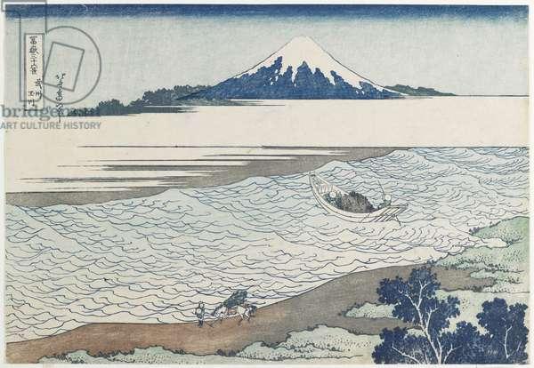 """Jewel River in Musashi Province"", 1831-1834"
