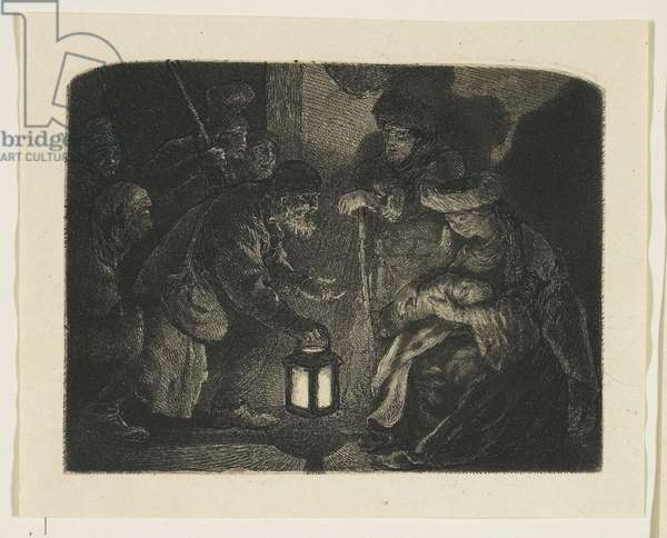 Adoration of the Shepherds, 1774-1789