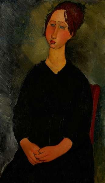 Little Servant Girl, c.1916 (oil on canvas)