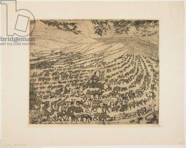 Noah's Ark, 1912