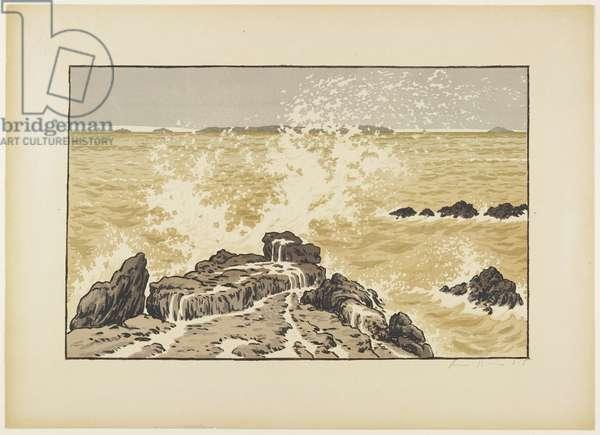 La Vague (The Wave), 1893