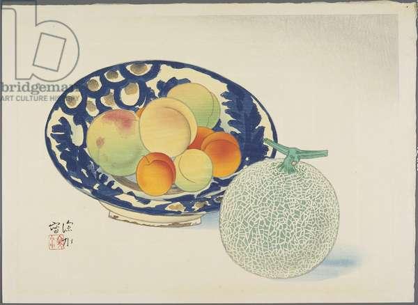 Melon and Peaches, 1939