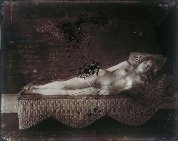 Untitled, c.1911-13 (silver print)