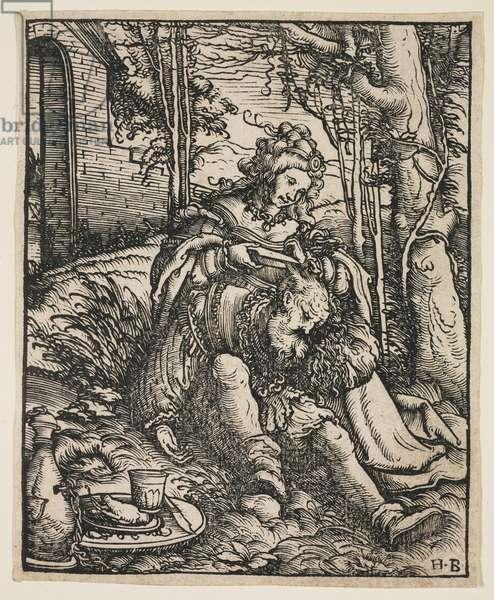 Samson and Delilah, c. 1519