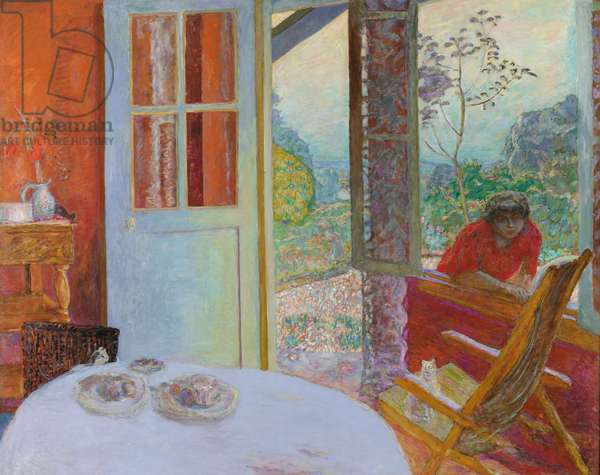 Dining Room in the Country, 1913 (oil on canvas)