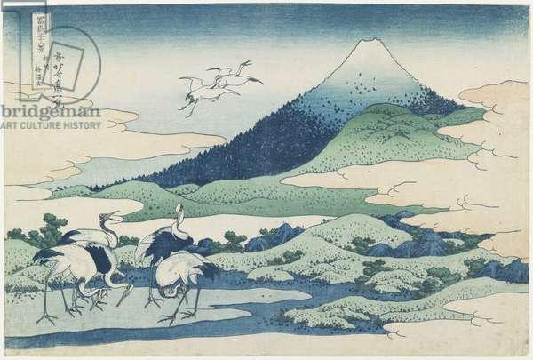"""Umezawa Village in Sagami Province"", 1831-1834"