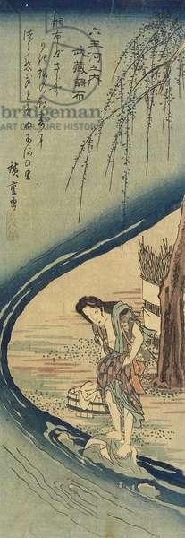 Cho_fu in Musashi Province, 1830-1844