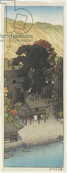Shiobara Shiogama, 1918